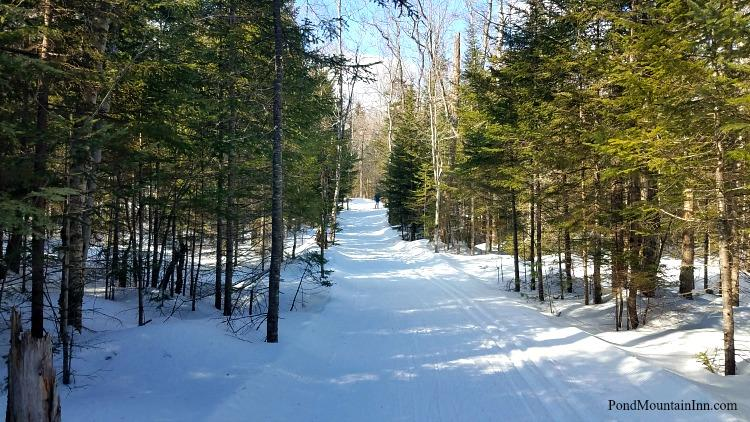 Wild Wings Ski Touring Center at Peru Vermont